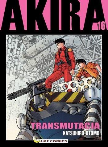 Okładka książki Akira tom 16. Transmutacja