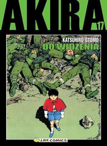 Okładka książki Akira tom 17. Do widzenia
