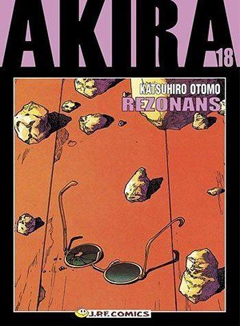 Okładka książki Akira tom 18. Rezonans