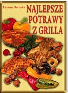 Okładka książki Najlepsze potrawy z grilla