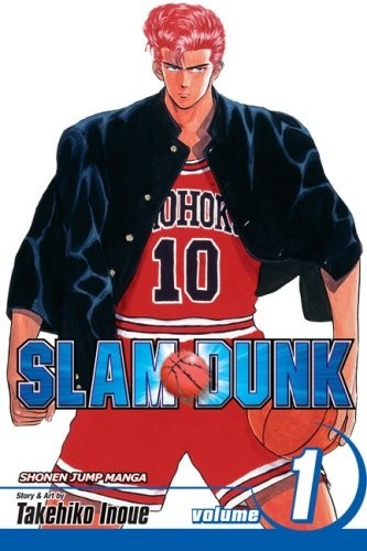 Okładka książki Slam Dunk vol. 1