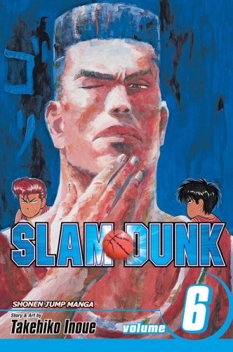 Okładka książki Slam Dunk vol. 6