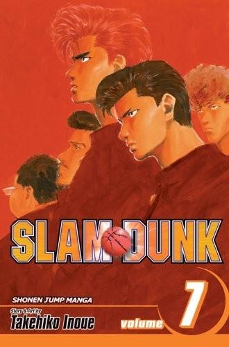 Okładka książki Slam Dunk vol. 7