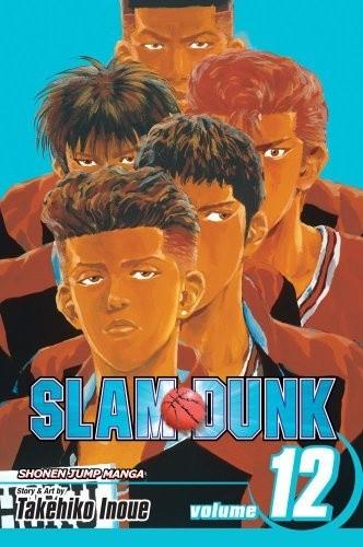 Okładka książki Slam Dunk vol. 12