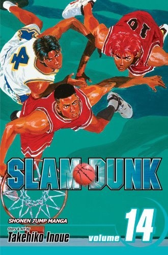 Okładka książki Slam Dunk vol. 14