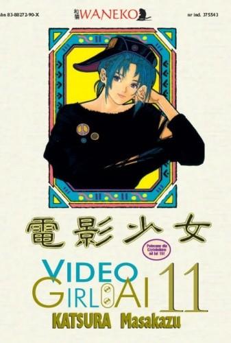 Okładka książki Video Girl Ai t. 11