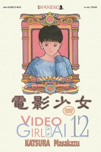 Okładka książki Video Girl Ai t. 12