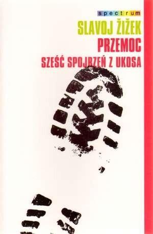 Okładka książki Przemoc. Sześć spojrzeń z ukosa