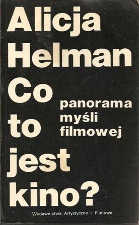 Okładka książki Co to jest kino? - panorama myśli filmowej