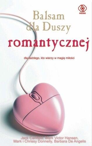 Okładka książki Balsam dla duszy romantycznej