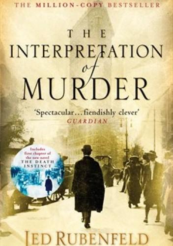 Okładka książki The Interpretation of Murder