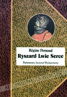 Okładka książki Ryszard Lwie Serce