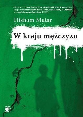 Okładka książki W kraju mężczyzn