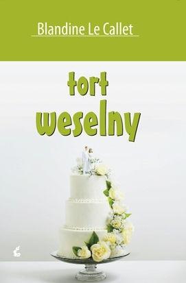 Okładka książki Tort weselny