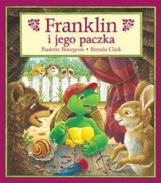 Okładka książki Franklin i jego paczka