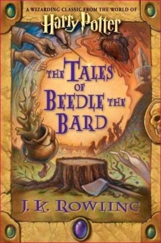Okładka książki The Tales of Beedle the Bard