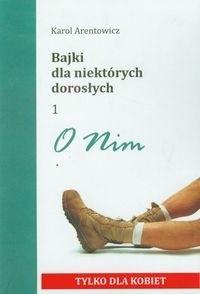 Okładka książki Bajki dla niektórych dorosłych