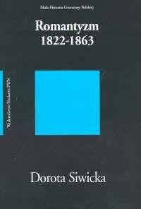 Okładka książki Romantyzm 1822-1863