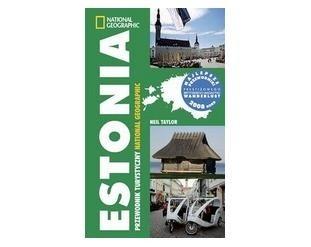 Okładka książki Estonia. Przewodnik turystyczny National Geographic