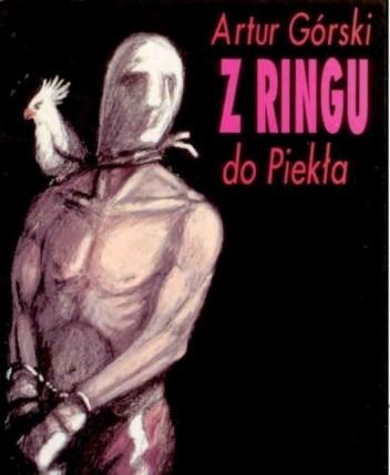 Okładka książki Z ringu do Piekła