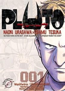 Okładka książki Pluto tom 1