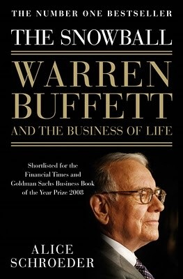 Okładka książki The Snowball: Warren Buffett and the Business of Life