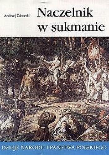 Okładka książki Naczelnik w sukmanie