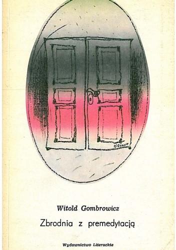 Okładka książki Zbrodnia z premedytacją