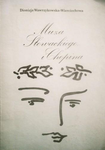 Okładka książki Muza Słowackiego i Chopina
