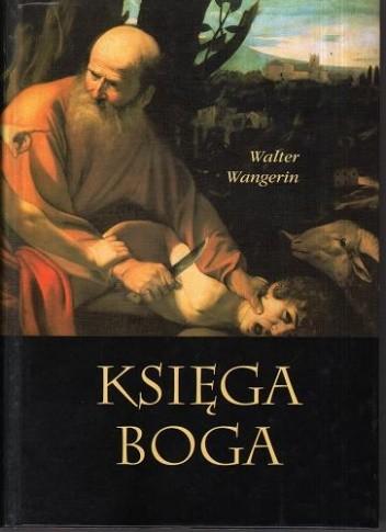 Okładka książki Księga Boga