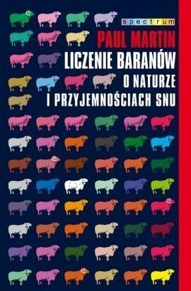 Okładka książki Liczenie baranów