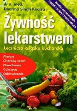 Okładka książki Żywność lekarstwem