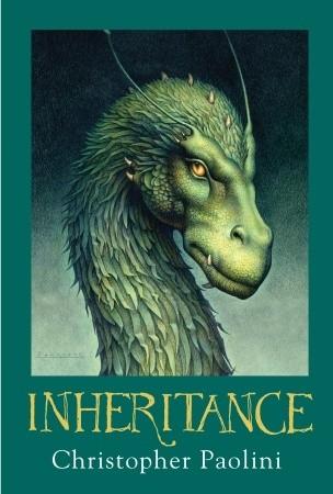 Okładka książki Inheritance