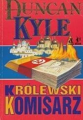 Okładka książki Królewski komisarz