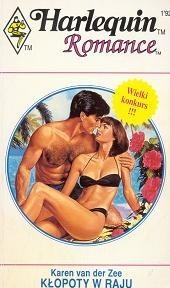 Okładka książki Kłopoty w raju