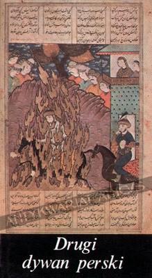 Okładka książki Drugi dywan perski