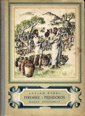Okładka książki Ferenike i Pejsidoros