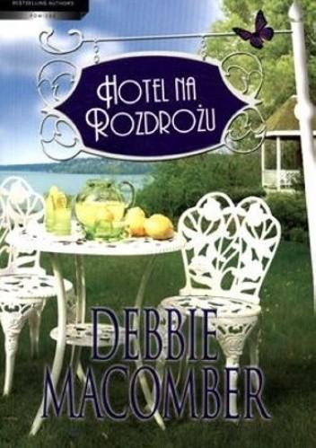 Okładka książki Hotel na rozdrożu