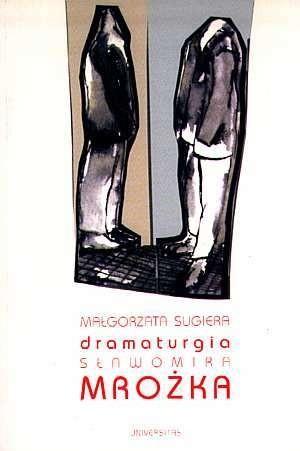 Okładka książki Dramaturgia Sławomira Mrożka