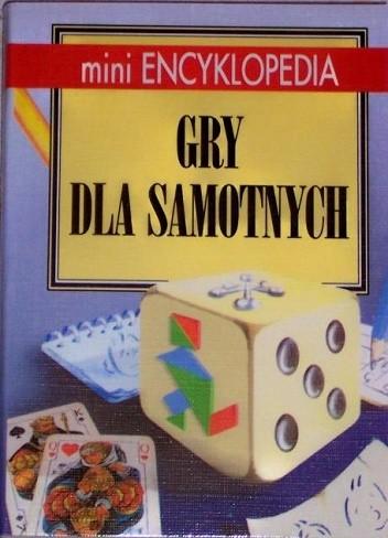 Okładka książki Gry dla samotnych