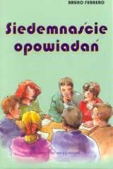 Okładka książki Siedemnaście opowiadań
