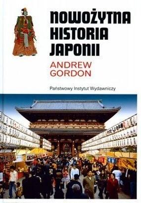 Okładka książki Nowożytna historia Japonii : od czasów Tokugawów do współczesności