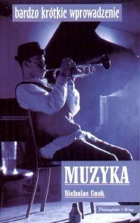 Okładka książki Muzyka