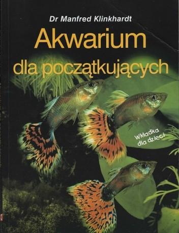 Okładka książki Akwarium dla początkujących