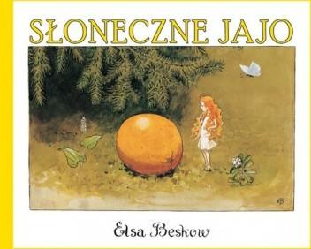 Okładka książki Słoneczne jajo