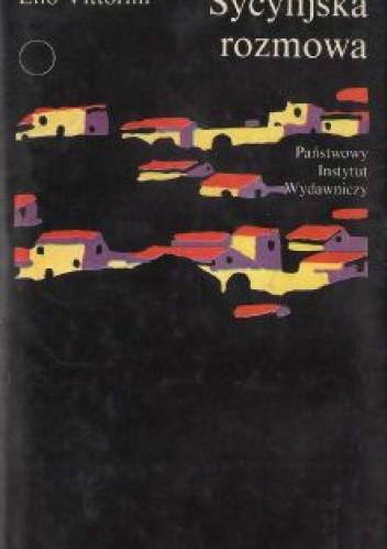 Okładka książki Sycylijska rozmowa