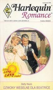 Okładka książki Dzwony weselne dla Beatrice