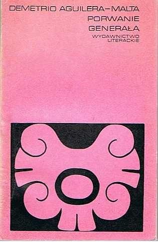 Okładka książki Porwanie generała