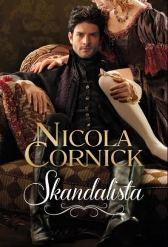 Okładka książki Skandalista