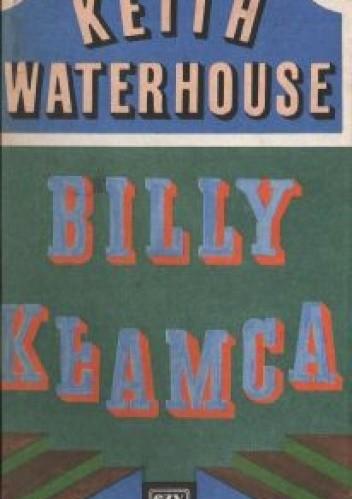 Okładka książki Billy Kłamca
